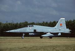 NF-5A K-3039 bkw RNethAF 314Sqn 890800 Gilze-Rijen (Nikon Photographer NL) Tags: rnethafnavy military dutch nederlands aviation