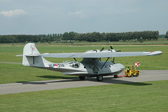 PBY-5A 16-218 (PH-PBY) - RNethNavy:Stichting Exploitatie Catalina 050828 Lelystad 1002 (Nikon Photographer NL) Tags: rnethafnavy military dutch nederlands aviation