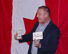 Jean-Luc Dupont (Saomik) Tags: 2016 april batavia newyork usa ffff fechters magic convention magician
