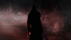 Blood and Gold (Jillian-613) Tags: skyrim tes fantasy games screenshot elves elf altmer vampire