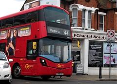 London General WSD11 on route 44 Tooting 18/05/19. (Ledlon89) Tags: bus buses london transport tfl londonbus londonbuses wrightbus