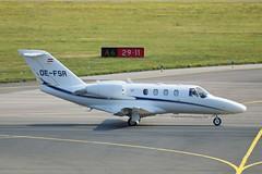 JetAlliance OE-FSR Cessna 525 CitationJet CJ1 cn/525-0634 @ LOWW / VIE 20-06-2018 (Nabil Molinari Photography) Tags: jetalliance oefsr cessna 525 citationjet cj1 cn5250634 loww vie 20062018