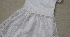 اليك اسهل خياطة و تفصيل فستان بنات للعيد بالدونتال (ezo-handmade) Tags: اشغال يدوية الطرز و الخياطة خياطة فستان