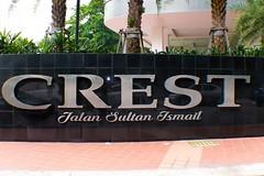 CREST Residence 21-1200sqft, Kuala Lumpur: mulai Rp -* / malam (VLITORG) Tags: penginapan di kuala lumpur