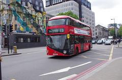 IMGP9652 (Steve Guess) Tags: london england gb uk bus tfl kingscross stpancras station nbfl nb4l newbusforlondon newroutemaster borisbus borismaster wright transportforlondon ltz1524 lt524 arriva