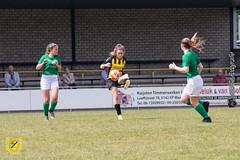Baardwijk MO17-1 vs DVVC MO17-1 (54 van 54) (MiGe Fotografie) Tags: baardwijk baardwijkmo171 meisjesvoetbal meisjes meisjesonderde17 sportparkolympia waalwijk competitie canon80d fotografie hobbyfotografie hobby