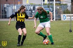 Baardwijk MO17-1 vs DVVC MO17-1 (14 van 54) (MiGe Fotografie) Tags: baardwijk baardwijkmo171 meisjesvoetbal meisjes meisjesonderde17 sportparkolympia waalwijk competitie canon80d fotografie hobbyfotografie hobby