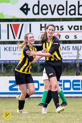 Baardwijk MO17-1 vs DVVC MO17-1 (49 van 54) (MiGe Fotografie) Tags: baardwijk baardwijkmo171 meisjesvoetbal meisjes meisjesonderde17 sportparkolympia waalwijk competitie canon80d fotografie hobbyfotografie hobby