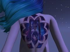Time Machine 5-18-19_004 (Justine Flirty) Tags: fantasy tattoo lumae exile