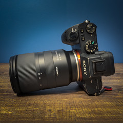 Sony a7RII + Tamron 28-75mm 1:2.8 (John Brighenti) Tags: sony alpha a7rii ilce7rm2 a7ii ilce7m2 lens gear gearporn camera tamron zoom wide angle wood blue sonyshooter bealpha