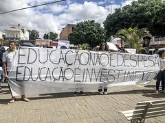 #15M Educação  • 15/05/2019 • Euclides da Cunha (BA) (midianinja) Tags: 15m educação ato mobilização greve bolsonaro cortes ninja mídia mídianinja brasil