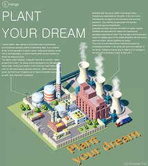 (Infographic illustration) Plant your dream (animabase) Tags: infographic 3d digitalart 3ddigital cinema4d c4d plantation 3dillustration 3dart plant energy graphic graphicdesign modeling rendering