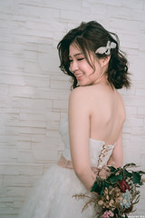 III09625 (HwaCheng Wang 王華政) Tags: 人像 外拍 時裝 婚紗 棚拍 md model portraiture sony a7r3 ilce7rm3 a7r mark3 a9 ilce9 24 35 85 gm dress wedding 新娘 造型