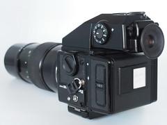 Cameras and Film (brett.m.johnson) Tags: cameras film lenses gear canon minolta nikon bronica olympus samsung ektar fujifilm kodak ilford praktica pentax 135 35mm 120 645