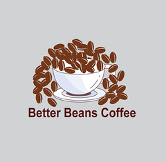 Coffeebeans (mylogo4u) Tags: logo professional graphics log signature design catching 3d new identity modern eye unique business icons app