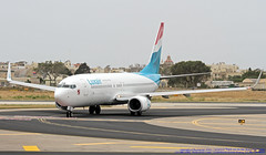 LX-LBB LMML 18-05-2019 Luxair - Luxembourg Airlines Boeing 737-86J CN 36875 (Burmarrad (Mark) Camenzuli Thank you for the 18.9) Tags: lxlbb lmml 18052019 luxair luxembourg airlines boeing 73786j cn 36875