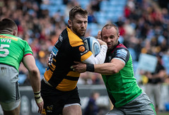 Elliot Daly (davidhowlett) Tags: ricoharena quins wasps premiership waspsrugby gallagher rugbyunion ricoh rugby coventry harlequins