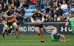 Elliot Daly (davidhowlett) Tags: ricoharena quins wasps coventry waspsrugby gallagher ricoh rugbyunion pre rugby iership harlequins
