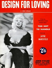 Jayne Mansfield - Design For Loving (poedie1984) Tags: jayne mansfield vera palmer blonde old hollywood bombshell vintage babe pin up actress beautiful model beauty hot girl classic sex symbol movie movies star glamour icon sexy body bomb 50s 60s famous film celebrities pink filmstar filmster diva superstar wonderful american goddess mannequin black white tribute blond sweater cine gorgeous legendary iconic color colors vinyl lp busty boobs décolleté lippenstift lipstick too handle piano solo legs bont fur oorbellen earrings design for loving muziek music