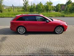 2017 Audi A4 B9 Avant Tangorot (ahellmann) Tags: 2017 audi a4 b9 avant tangorot