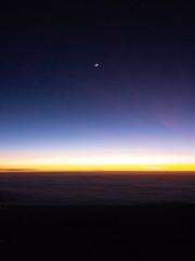 View from Gilman's point, 5685m, at sunrise, Kilimanjaro NP, Tanzania (Amdelsur) Tags: parcdukilimandjaro continentsetpays tanzanie afrique africa kilimanjaronationalpark tz tza tanzania kilimandjaro