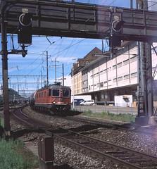 SBB Re 6/6 - Re 620 59 (Emilio Crignola) Tags: sbb re 66 620 pratteln ferrovie treni railways trains züge eisenbahn chemin de fer