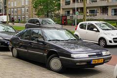 1991 Citroën XM 2.0i (rvandermaar) Tags: 1991 citroënxm 20i citroën xm citroen citroenxm sidecode6 96zdjs