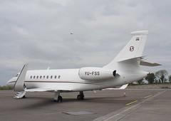YU-FSS Falcon 2000LX (corkspotter / Paul Daly) Tags: yufss dassault falcon 2000lx f2th 320 l2j 4c1652 pnc prince aviation fwwme 20160509 ork eick cork