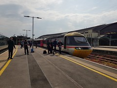 43185+43009 (Conner Nolan) Tags: 43185 43009 bristoltemplemeads greatwesternrailway gwr hst