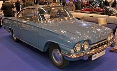 Consul Capri (Schwanzus_Longus) Tags: techno classica essen german germany old classic vintage car vehicle coupe ford consul capri coupé