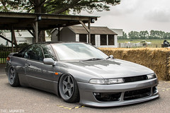 Retro Rides Weekender 2019 - Goodwood Motor Circuit - Widebody Subaru SVX (the_munkeh) Tags: retro rides weekender 2019 goodwood motor circuit rrw19 retroridesweekender custom classic car show track widebody subaru svx bodykit slammed