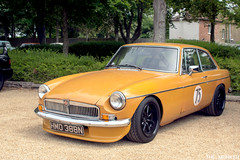 Retro Rides Weekender 2019 - Goodwood Motor Circuit - MGB (the_munkeh) Tags: retro rides weekender 2019 goodwood motor circuit rrw19 retroridesweekender custom classic car show track mg mgb