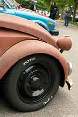 Retro Rides Weekender 2019 - Goodwood Motor Circuit - Citreon 2cv (the_munkeh) Tags: retro rides weekender 2019 goodwood motor circuit rrw19 retroridesweekender custom classic car show track citron 2cv patina rusty