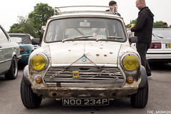 Retro Rides Weekender 2019 - Goodwood Motor Circuit - Mini (the_munkeh) Tags: retro rides weekender 2019 goodwood motor circuit rrw19 retroridesweekender custom classic car show track mini patina