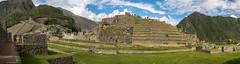 Machu Picchu Peru (Chicago_Tim) Tags: machu picchu peru inka inca city village architecture andes mountains stone citadel panorama field