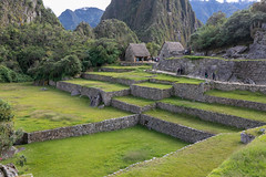 Machu Picchu Peru (Chicago_Tim) Tags: machu picchu peru inka inca city village architecture andes mountains stone citadel plaza field