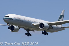DSC_0257Pwm (T.O. Images) Tags: cathay pacific boeing 777 777300 toronto pearson yyz