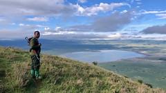 (晒晒太阳不长虫) Tags: tanzania ngorongoro portrait lakemagadi ranger