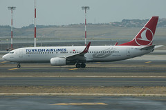 8V8A3359.TC-JHA.B738.THY.DJ (JaffaPix +5 million views-thanks...) Tags: davejefferys jaffapix jaffapixcom aeroplane aircraft aviation airplane plane planespotting airline airliner airport ist newistanbulairport newistanbul ltfm