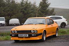 Scottish Ford Live & Hot Hatch Track Day (<p&p>photo) Tags: orange 1980s 80s eighties 1985 ford capri 30 fordcapri capri30 fordcapri30 b565kdp knockhill hothatchtrackday car show knockhillhothatchtrackday carshow knockhillhothatchtrackdayandcarshow hot hatch trackday knockhillcircuit racingcircuit knockhillracingcircuit circuit fife scotland uk may2019 may 2019 auto autosport motorsport motors tracksport race motorracing voiture vehicle wheels worldcars