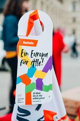 aufstehn - Ein Europa für Alle - 20190519 - Credits #aufstehn - Alexander Gotter-4695 (#aufstehn) Tags: aufstehn europawahl eu euwahl demo wien österreich eineuropafüralle
