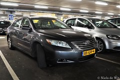 2008 Toyota Camry Hybrid (NielsdeWit) Tags: nielsdewit car vehicle 85gfp4 amersfoort toyota camry hybrid xv40 ikea import