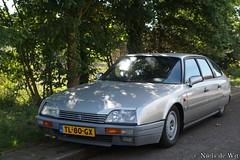 1988 Citroën CX 22 Croisette (NielsdeWit) Tags: nielsdewit car vehicle tl80gx ede citroën citroen cx 22 croisette actiemodel