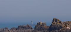 Lighthouse on the horizon (chtimageur) Tags: lighthouse phare sea horizon mer coast landscape seascape bretagne canon 6d mark ii 135 f2