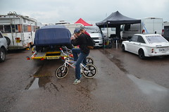 (Sam Tait) Tags: santa pod raceway england drag racing race track doorslammers classic retro bmx