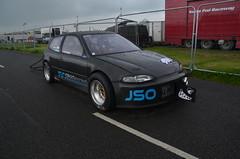 (Sam Tait) Tags: santa pod raceway england drag racing race track doorslammers honda civic eg