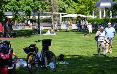 Musikpavellion (Bokko.) Tags: summer summervibes summerweather clarapark leipzig fujifilm fujix fujiprovia street