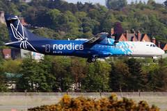 ES-ATA_08 (GH@BHD) Tags: esata atr atr72 atr72600 nordica bhd egac belfastcityairport turboprop aircraft aviation airliner