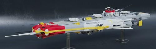 Karasawa class battlecruiser