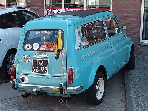 1964 Steyr-Puch 700C